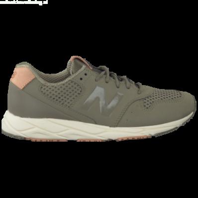 groene new balance sneakers wrt96