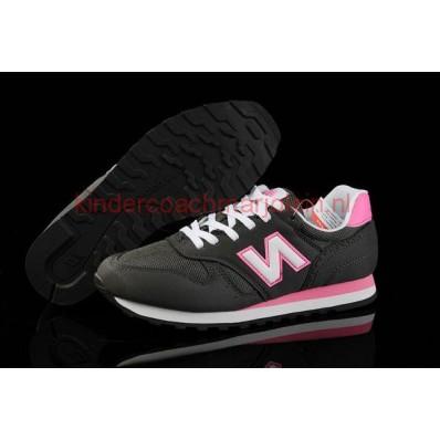 new balance 373 zwart roze