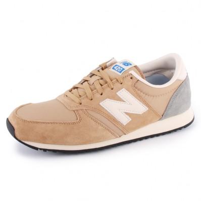 new balance 420 beige homme