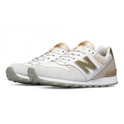new balance 996 beige et doré