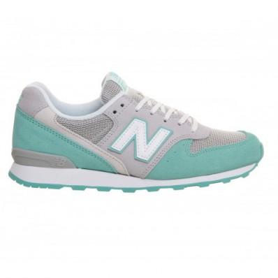 new balance 996 classics dames marine blauw roze schoenen