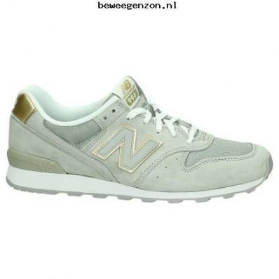 new balance 996 dames grijs