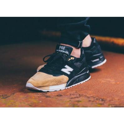 new balance 998 black beige