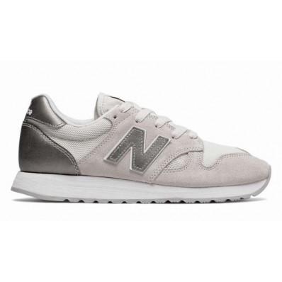 new balance beige metallic