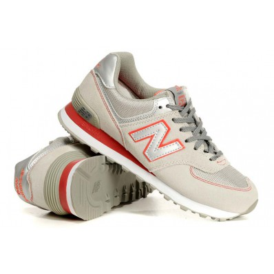 new balance beige orange