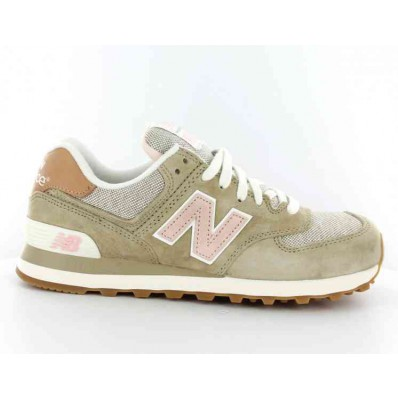 new balance beige rose 574