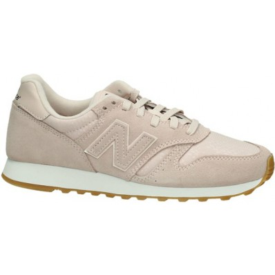 new balance beige roze