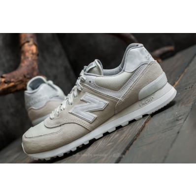 new balance beige white