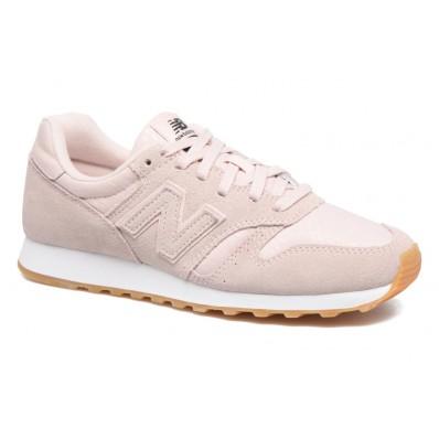 new balance beige y rosa mujer
