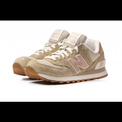 new balance classics wl574bca beige