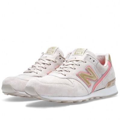 new balance dames beige roze