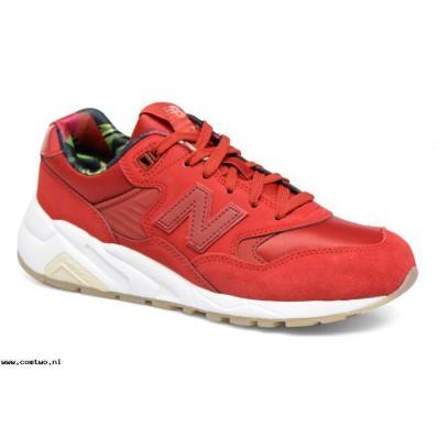 new balance dames bordeaux rood