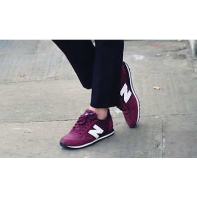 new balance u420 dames rood