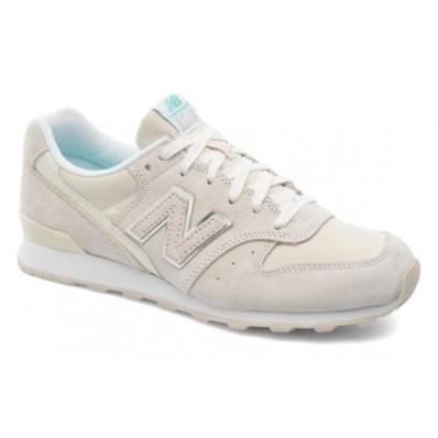 new balance femme blanche et beige