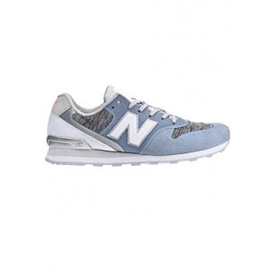 new balance grijs blauw