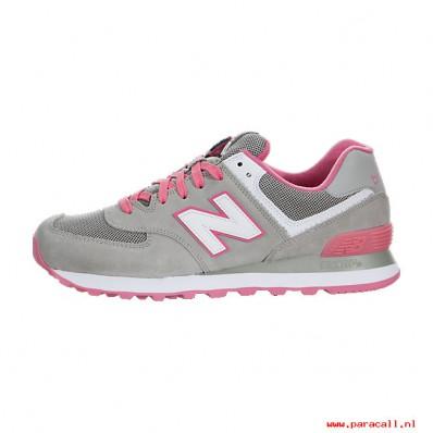 new balance grijs roze 574