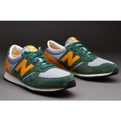 new balance groen geel