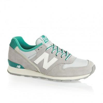 new balance groen grijs