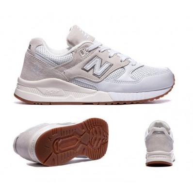 new balance leren schoenen