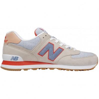 new balance ml574 chaussures beige