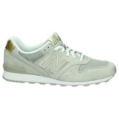 new balance sneakers dames grijs