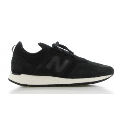 new balance sneakers dames zwart
