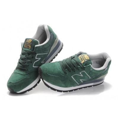 new balance sneakers groen dames