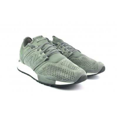 new balance sneakers heren grijs