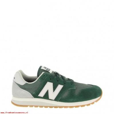 new balance sneakers heren groen