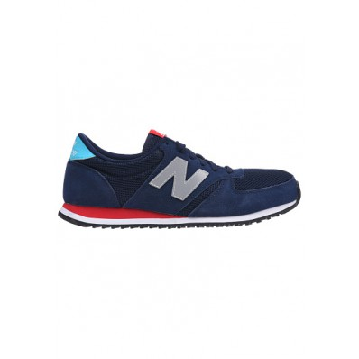 new balance sneakers u420 blauw