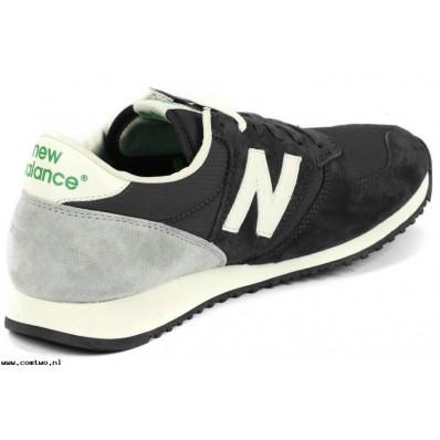new balance sneakers u420 zwart