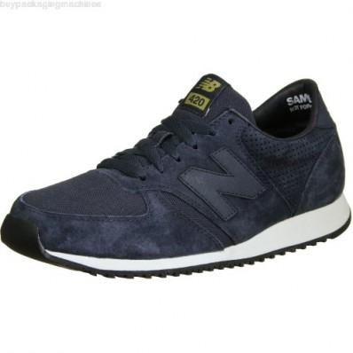 new balance u420 dames zwart