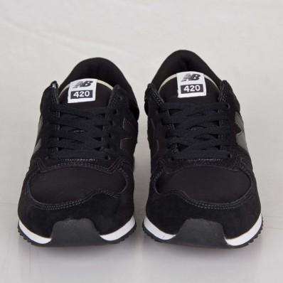 new balance u420 zwart dames