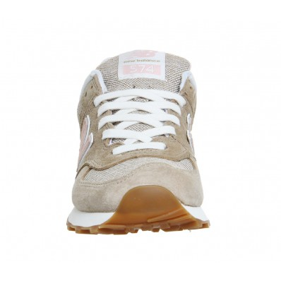 new balance wl574 beige pink beach cruiser exclusive