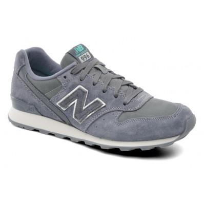 new balance wr996 w schoenen grijs