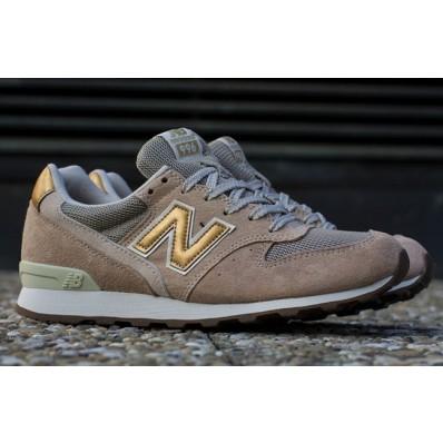 new balance wr996cb sneaker beige-gold
