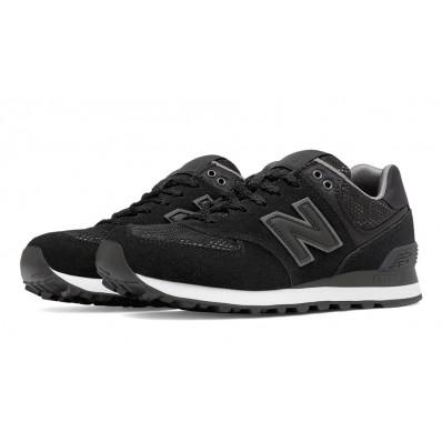 new balance zwart 574