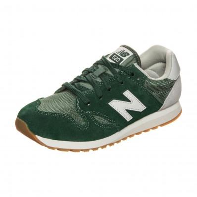 new balance zwart met groen