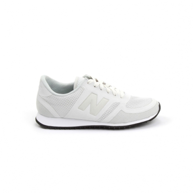 witte new balance sneakers dames