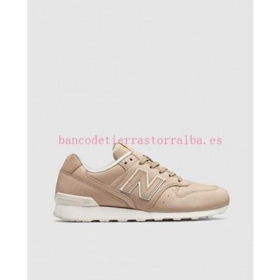 zapatillas new balance color beige