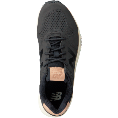 zwarte new balance sneakers wrt96