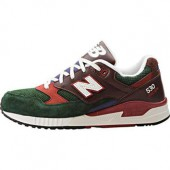 new balance 530 trainers green forest beige