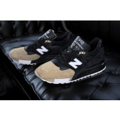 new balance black and beige
