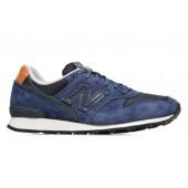 new balance blauw 996