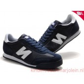 new balance blauw wit