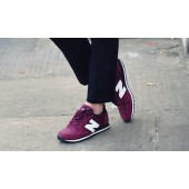 new balance bordeaux rood