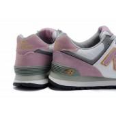 new balance dames 574 roze