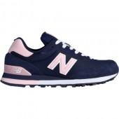 new balance dames blauw met roze