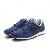 new balance dames blauw oranje