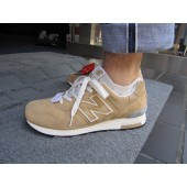 new balance de color beige